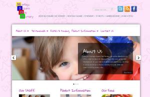 Next generation website design