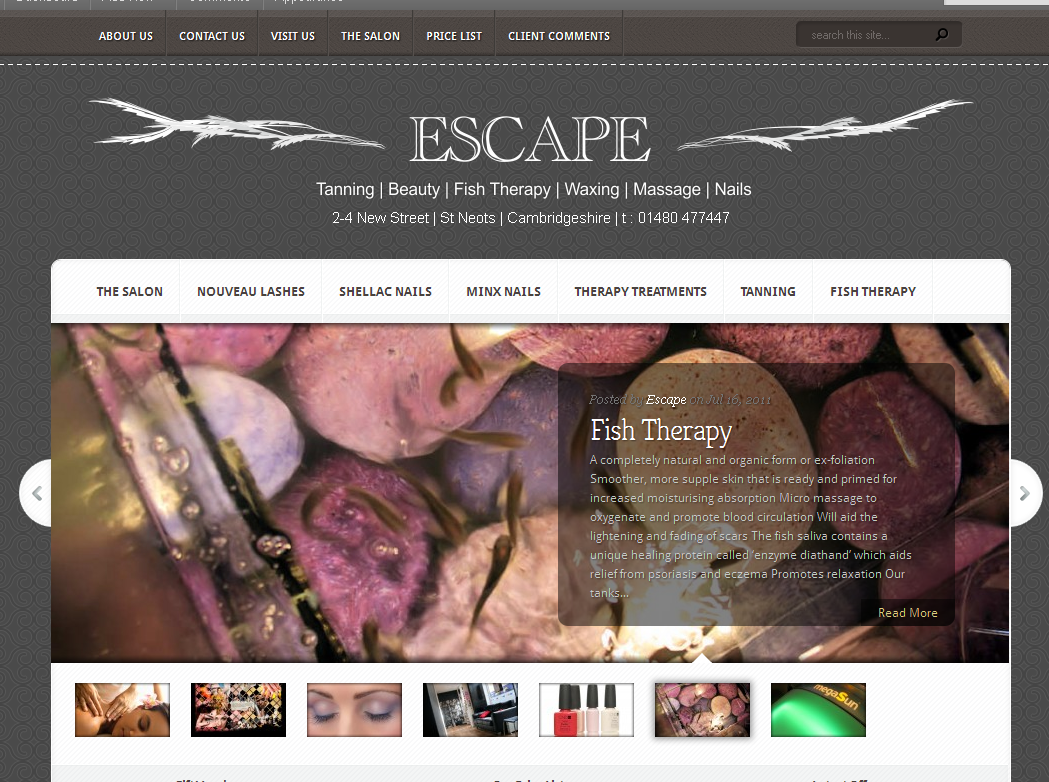 Escape Tanning and Beauty
