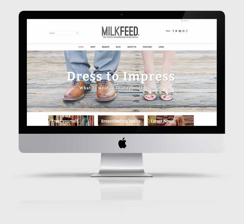 mac centre - Ecommerce Website Design