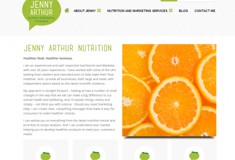 jenny1 470x320 - Small Business Web Design