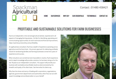 Spackman Agricultural