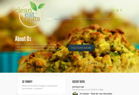 clean1 470x320 - Small Business Web Design