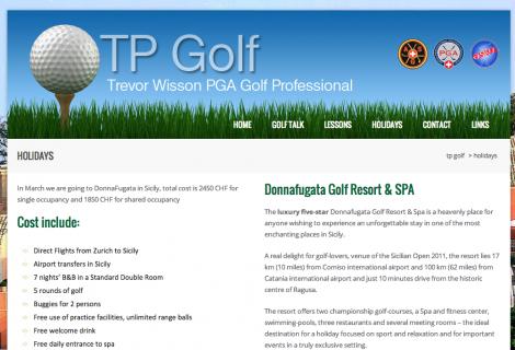 TP Golf