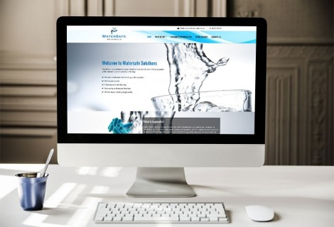 Water safe solutions 470x320 - Small Business Web Design
