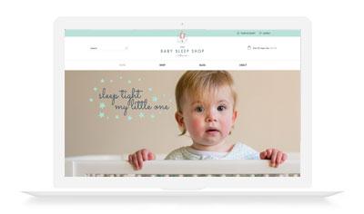entblock - Ecommerce Website Design